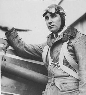 Western Air Express pilot Jimmy James